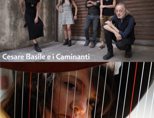 4 settembre: Luci – Cesare Basile e i Caminanti